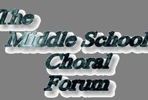 Choral Music For All Ages! / Find music and resources for your school choirs here!