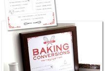 recipes: baking