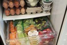 Food organizer