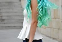 Dream hair colours