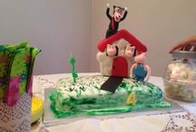 torta tre porcelini