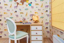 Dormitoare de copii amenajate de designeri români în THE PARK