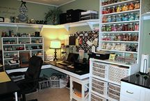 Craft Room/Space