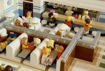 Lego Interiors