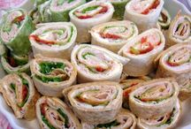 finger food for a crowd