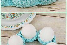 TNT Crochet Home Decor