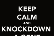 Keep Calm Do Science