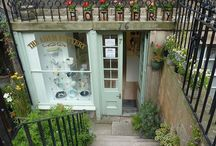Great Creative Independent Shops to visit in Edinburgh / Small independent businesses in the creative field - worth visiting