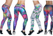 Amazing Sexy Leggings Printed-Supplex / Unique G Fit leggings in Supplex with excluive printings. Perfect to workout, spinning, jogging, etc.