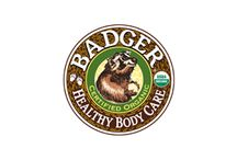 Badger Balm / In 1995 Bill and Katie started making Badger Balm in the kitchen of their home with the support and help of their daughters Mia, Emily, and Rebecca. Emily has a little girl, Maya, who came to work as part of Badger's Babies at Work program. She continues to inspire us every day to make the safest and healthiest products we can.