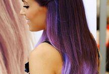 haarkleuren / kleurtechnieken