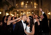 RC and Emily's Great Gatsby Themed Wedding / RC and Emily tied the knot in a Fun Great Gatsby Themed Wedding!  Wedding Venue: Orchid Garden at Church Street Station Wedding Planner: Krissy Sue Designs Photography: Kristen Weaver Photography Caterer: Big City Catering  DJ: White Rose Entertainment