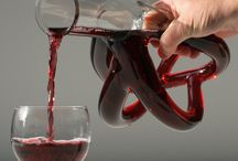 Wine objects / objects for wine tasting