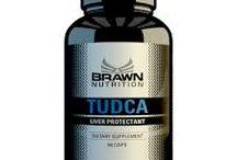 TUDCA BY BRAWN NUTRITION