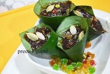 Paan  recipes