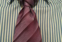 How to Tie a Tie Knot / Do you like cool ties? Here they are...