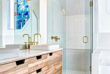 Sale de bain / style de sale de bain