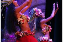 Tahitian Hawaiian Dance