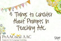PrAActical AAC's Board-Teaching AAC