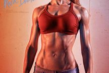 Fitspo - Fit Bodies / Fit Chicks - Strong, Inspirational Women's bodies, Muscular Definition, Fitsporation