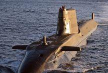 War Machines, Ships / War Machines