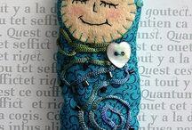 Dotee doll / Kleine Puppen