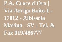 Croce d'Oro Albissola Marina