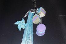 bijoux de sac- porte clé