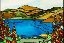 Stained Glass - Scenery