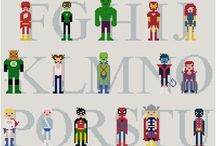 Superheroes :D