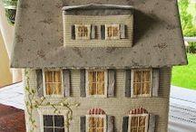 Домик для швейной машинки