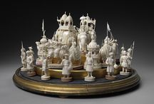 Awesome Chess Sets & Game Table