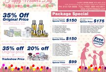 Mother's Day Specials / Mother's Day Specials at Martinnibeauty.com