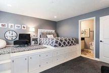 habitación dormitorio chico