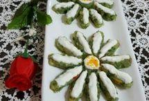 papatya salata patatesten