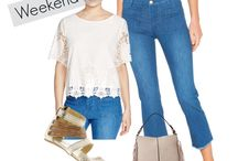 Easy EB Style / Creating outfits with everything that is in-store & online at EB!