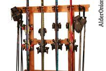 rack skis et velos