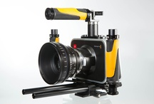 Blackmagic Cinema Camera Gear / ikan ELEMENTS product line features gear designed specifically for the Blackmagic CInema Camera.