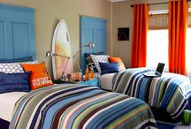 Headboard ideas / by Seaside Interiors