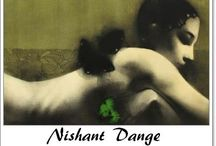 ≻ Nishant Dange ≺ / ≻ Nishant Dange ~ India ≺ Nishant Dange, indian artist, was a gold medalist in his art college in Nagpur. The man loves to work in one of the most challenging mediums — charcoal.