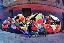 Street Art / by Mark Wood