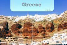 Anniversary Trip- Greece