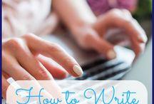 Blogging / Start a blog, build a blog, blog graphics, blogging tips, make money blogging