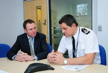 Home Office Minister for Policing and Criminal Justice Nick Herbert visit  / by Warwickshire Police