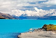 Cloud-Piercer / Aoraki is my Mountain