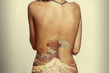 Tattoos / by Ashley Erickson