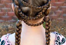 Averley's hair / by Ashley Kelly