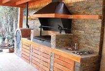 BBQ y Estufa Leña