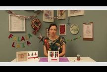 Video Tutorials / A wide range of papercraft video tutorials from Trimcraft
