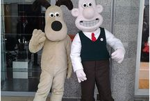 Wallace and Gromit stuff